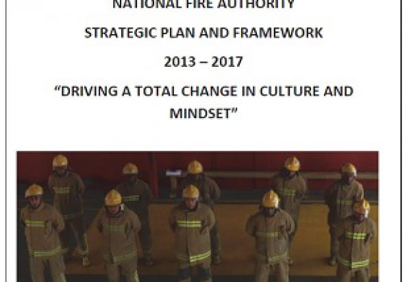NFA's Strategic Roadmap for Fire Safety and Mitigation in Fiji 2013 - 2017